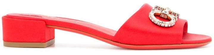 Salvatore Ferragamo Gancio bit sandals