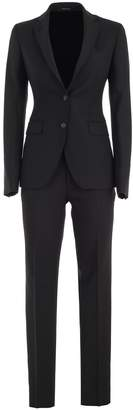 Tagliatore Suit Single Breasted W/slits