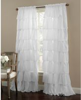 Bed Bath & Beyond Gypsy Rod Pocket Window Curtain Panel