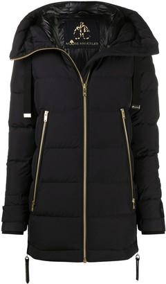 Moose Knuckles Zip Detail Padded Jacket