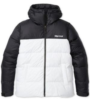 Marmot Hooded Down Coat