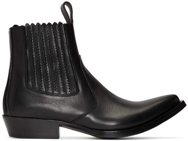 Givenchy Black CB3 Chelsea Boots