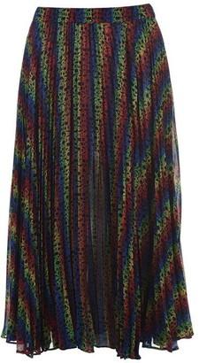 MICHAEL Michael Kors Over Logo Skirt