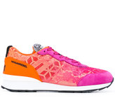 Hogan gradient sneakers - women - Suede/Nylon/Polyester/rubber - 36