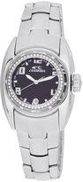 Chronotech Women's CT.7704BS/11M Silver Stainless steel Band watch.