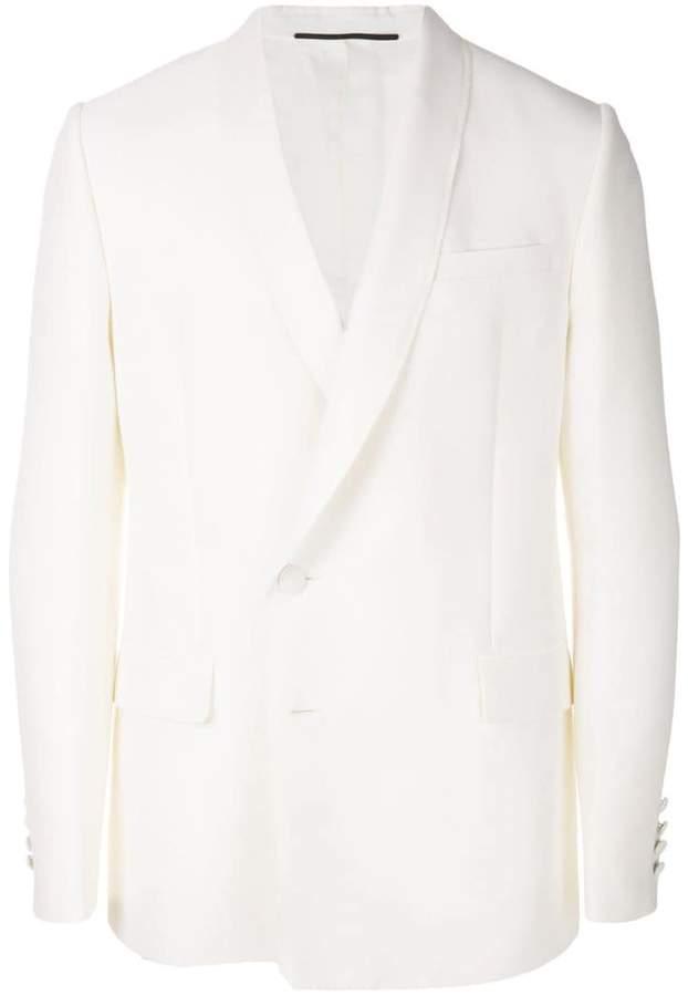 Givenchy shawl collar jacket