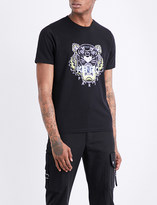 Kenzo Tiger Icon cotton-jersey T-shirt