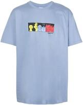 Supreme Life print T-shirt