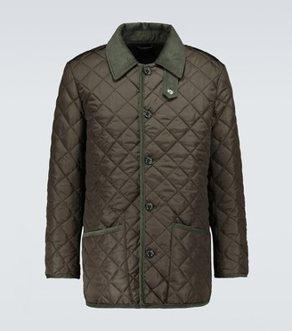 MACKINTOSH Waverly nylon jacket
