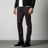 DSTLD Slim 12.75oz Raw Denim Jeans in 24-dip Indigo - Grey