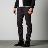 DSTLD Slim Japanese Raw Jeans in Kurabo 14oz. Blackline Selvedge