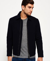 Superdry Nordic Wool Harrington Jacket