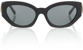 Versace Cat-eye Medusa sunglasses
