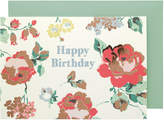Cath Kidston Regent' Rose Greetings Card