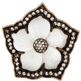 Stephen Dweck Carved Floral Pendant