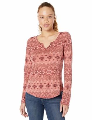 Aventura Women's Plus Size Naomi Long Sleeve Shirt