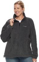 Columbia Plus Size Three Lakes Fleece Jacket