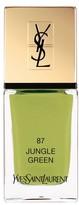 Saint Laurent 'La Laque Couture' Nail Lacquer - 87 Exotic Green
