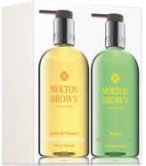 Molton Brown Lemon, Mandarin and Puritas Hand Wash Set 2 x 300ml