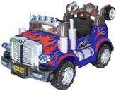 Transformers 6V Battery Operated Optimus Prime
