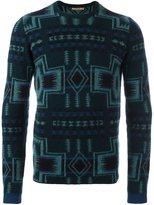 Nuur patterned jumper