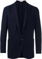 Boglioli peaked lapel blazer - men - Cotton/Acetate/Cupro - 54