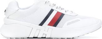 Tommy Hilfiger Side Stripe Mesh Sneakers