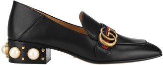 Gucci Mid-heel Loafer
