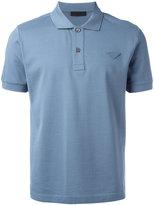 Prada short sleeve polo shirt - men - Cotton - S