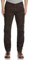 Hudson Camouflage Slim Fit Cargo Pants