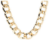 """Kenneth Jay Lane Kenneth Jay Lane's 17"""" Twisted Link Necklace"""