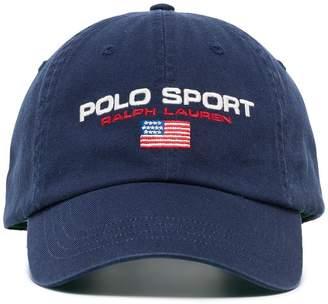 Polo Ralph Lauren Logo-Embroidered Cotton-Canvas Baseball Cap