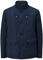Hugo Boss Boss Green C-coster Quilted Jacket, Navy