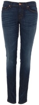 J BRAND - Zip ankle skinny jeans