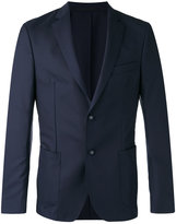 Officine Generale two-button blazer - men - Cotton/Viscose/Wool - 52