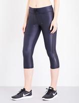 The Upside Stripe NYC stretch-jersey leggings