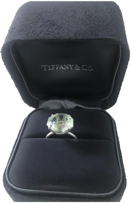 Tiffany & Co. Blue White gold Rings