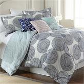 Asstd National Brand Selena Cotton Reversible 6-pc Comforter Set