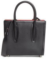 Christian Louboutin Medium Paloma Calfskin Leather Satchel