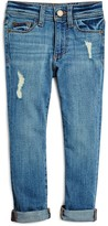 DL 1961 Girls' Harper Slouchy Slim Boyfriend Jeans - Little Kid