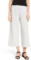 Nic+Zoe Wisteria Wide Leg Crop Pants (Regular & Petite)