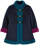 Gucci Wool and cashmere coat