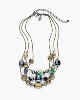 Chico's Colette Multi-Strand Necklace