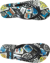 Rip Curl Kids Boys Woven Thong Black