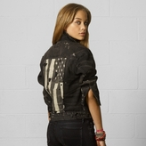 Denim & Supply Ralph Lauren Black Flag Trucker Jacket