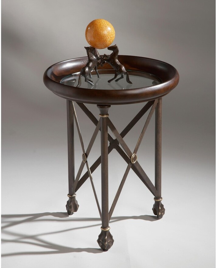 Thumbnail for your product : Butler Handmade Richton Transitional End Table