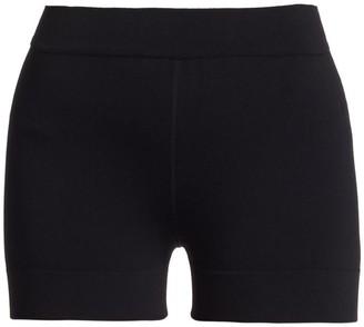 Alaia Short Biker Shorts