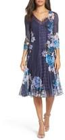 Komarov Petite Women's A-Line Dress