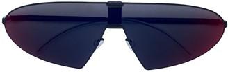 Mykita Karma shield sunglasses