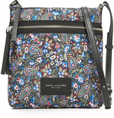 Marc Jacobs Garden Paisley Biker Cross Body Bag
